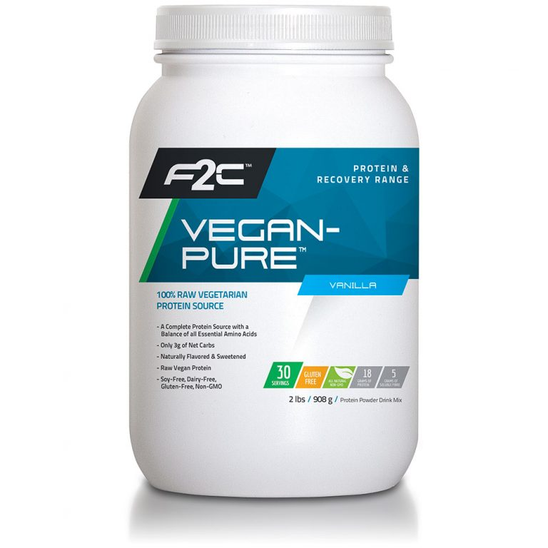 F2C Nutrition - Vegan Pure