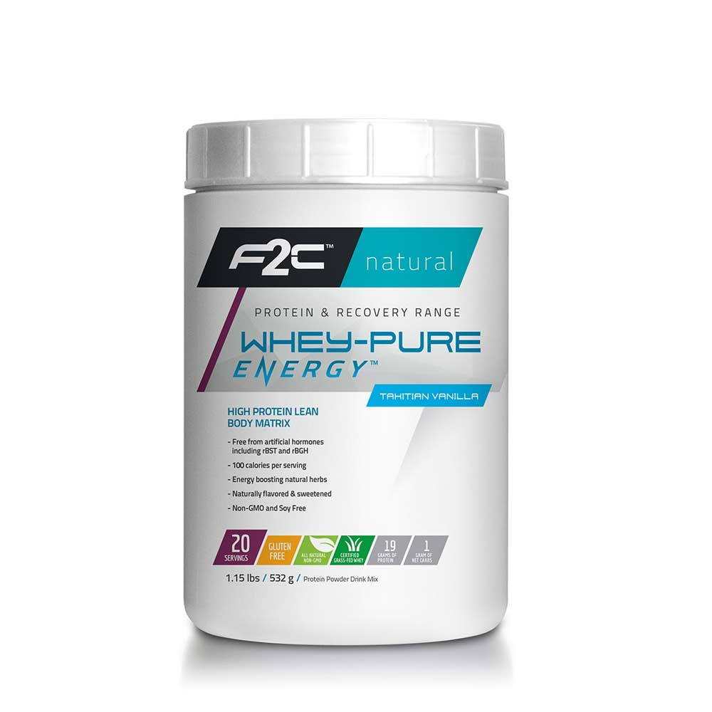 F2C Nutrition - Whey Pure Energy