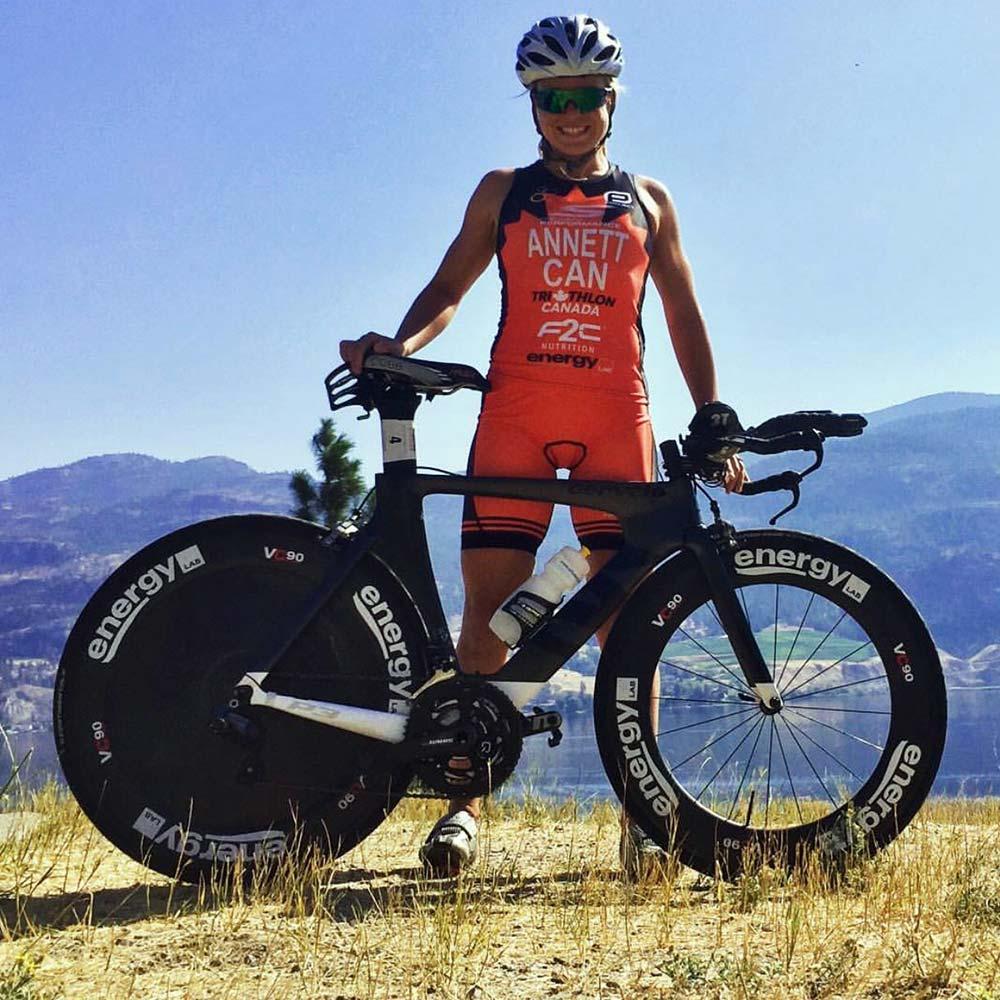 Jen Annett - F2C Pro Athlete