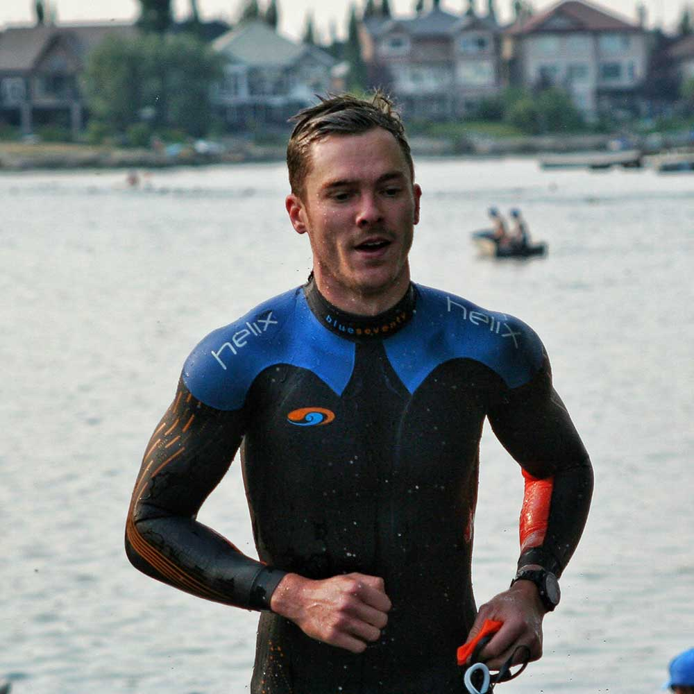 F2C Nutrition Professional Triathlete - Erik Dokter