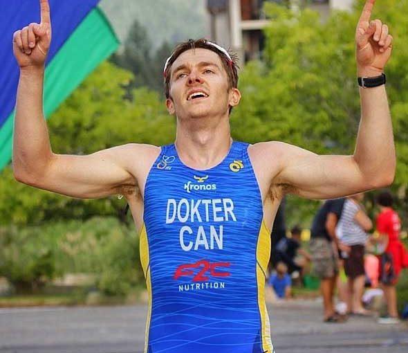 F2C Nutrition Professional Triathlete - Erik Dokter