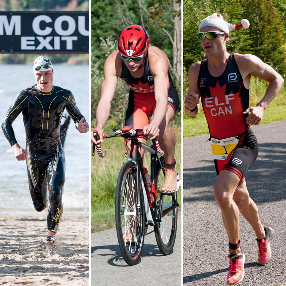 F2C Nutrition - Professional Triathlete Jesse Elf