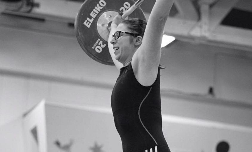 F2C Nutrition Elite Athlete - Sarah Black