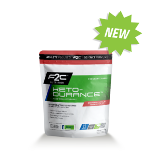 KETO-DURANCE™ <h4>MADE WITH KETOBHBA™</h4>